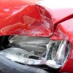 Samochód wypadek