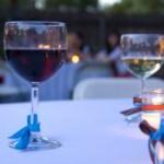 Wesele wino przyjęcie
