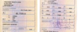 Rejestracja samochodu