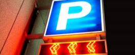 Parking przy lotnisku Okęcie