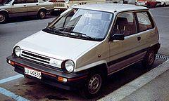 Honda Jazz z 1981 roku
