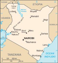 Wakacje w Kenii